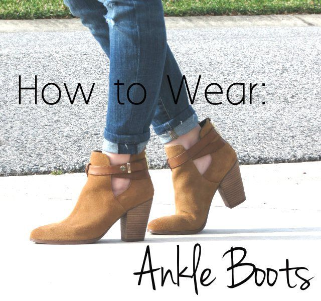 flat ankle boots with jeans - photo #29