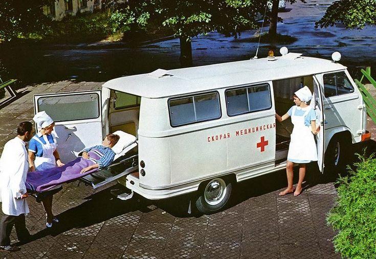 История микроавтобуса РАФ-977