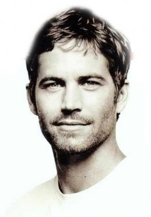 Paul Walker ...k so I'm beyond in love with him