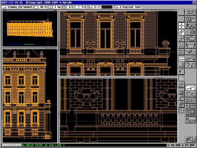 logiciel dessin perspective beautiful with logiciel. Black Bedroom Furniture Sets. Home Design Ideas