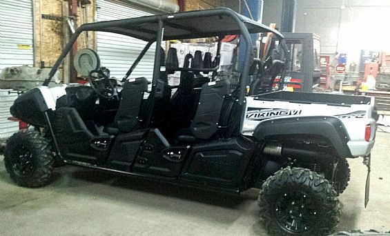 2015 Yamaha Viking 6 ATV Yamaha For Sale in Ticonderoga, NY A00107 | Want Ad Digest Classified Ads