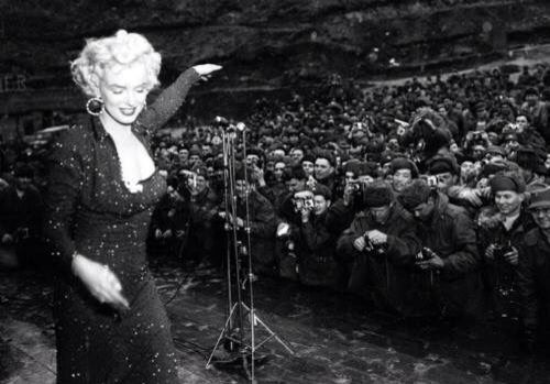 194 Best Images About Marilyn 1954 Korea Amp Japan On