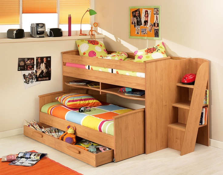 Gami Montana Cabin Bed   Manufactured For Low Height Rooms