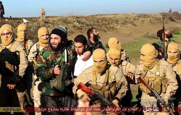 I colpevoli non sono Musulmani, bensí i terroristi dell'ISIS