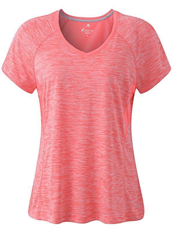 Women Casual Pure Color Short Sleeve Round Neck Workout T Shirts Men 8217 S Shirt To Top New Uk Old Navy