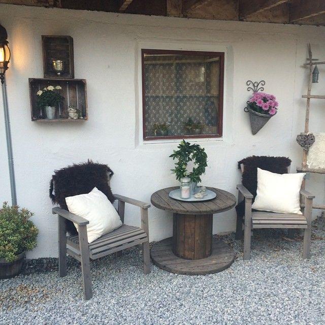 Bildergebnis f r shabby garten gestalten casa terrazas for Terrazas decoracion rusticas