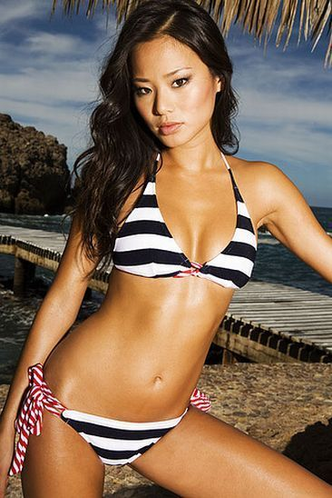 Jamie Chung, aslo known as the girl in Sorority Row...