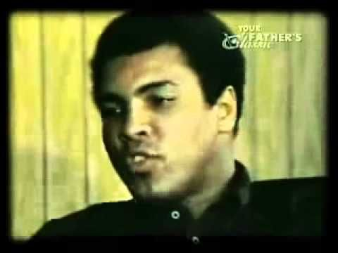 Muhammad Ali Talks About Rocky Marciano - YouTube