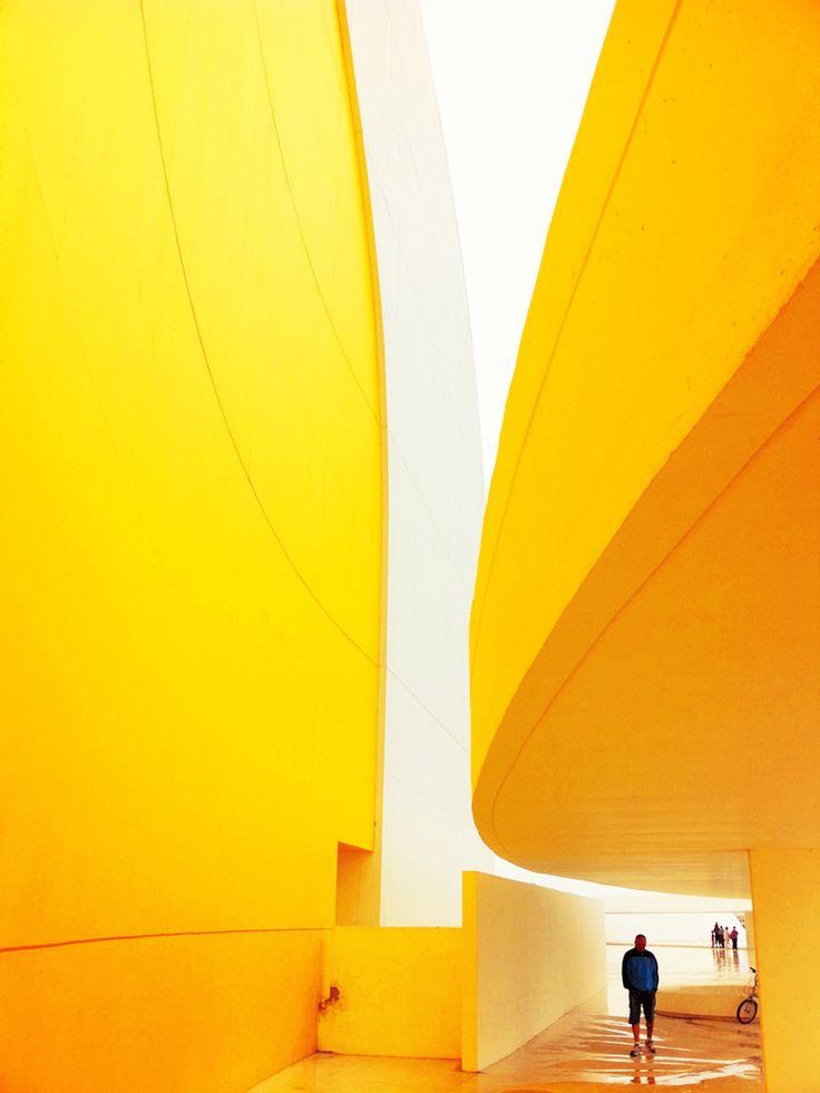 Centro Cultural Internacional Oscar Niemeyer