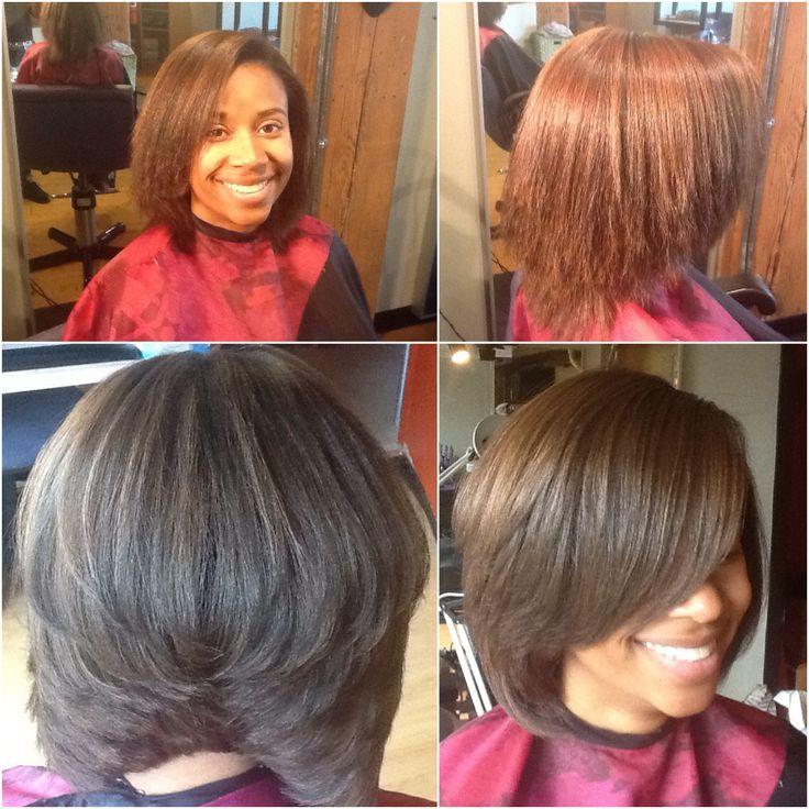 Bob Haircuts For Black Natural Hair Hair Color Ideas And Styles