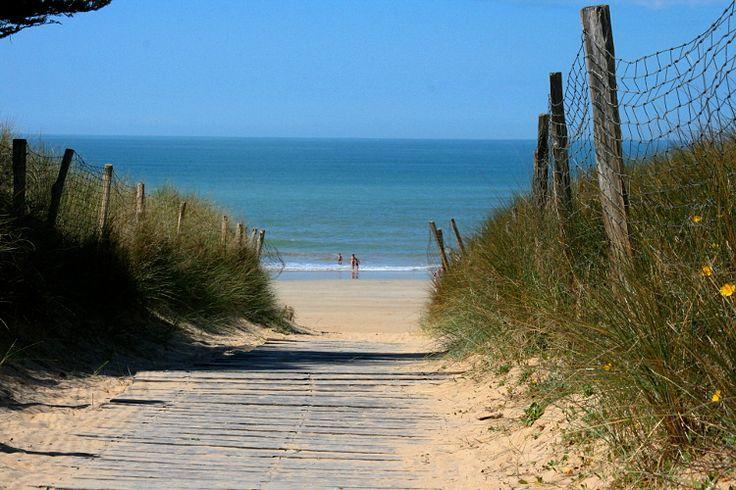 Ré, côté plage : Escale de charme sur l'Ile de Ré - Linternaute.com Week-end  - Jennifer Durand