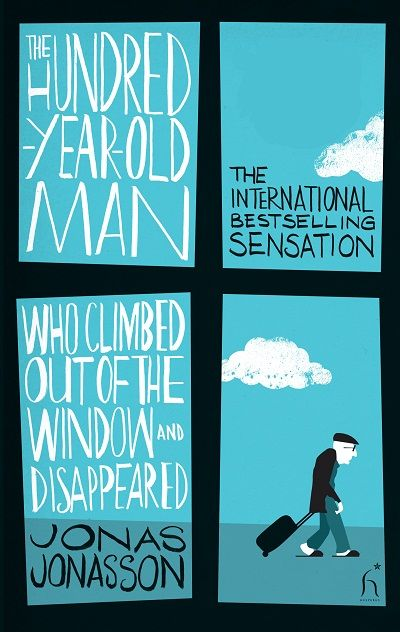 """""""The hundred year old man who climbed out of the window and disappeared"""" - the funniest book I've read in a long time! Totally loved it"""