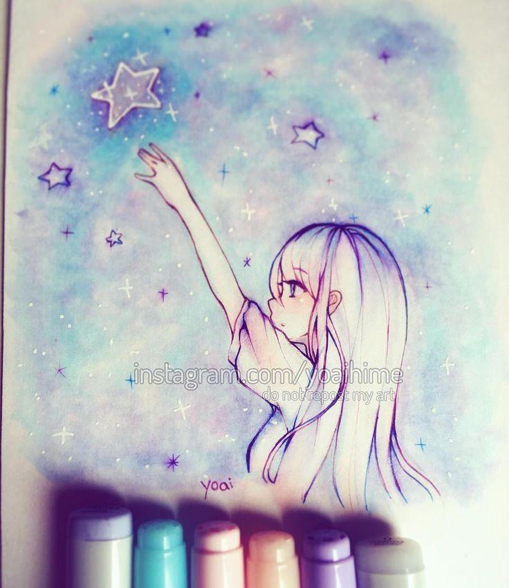 Alcanzando las estrellas.
