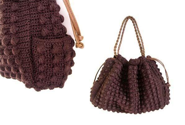 Crochet Bag - Inspiration