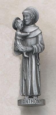Saint Anthony Statue (Patron of Lost Items)