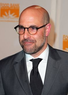 mens glasses bald head - Google Search