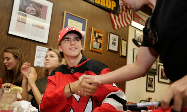 Setting expectations for Nico Hischier's rookie season = The first overall pick of the last four NHL Drafts have won the Calder Memorial Trophy three times. The only exception was Connor McDavid, and he missed half of his rookie season because of.....