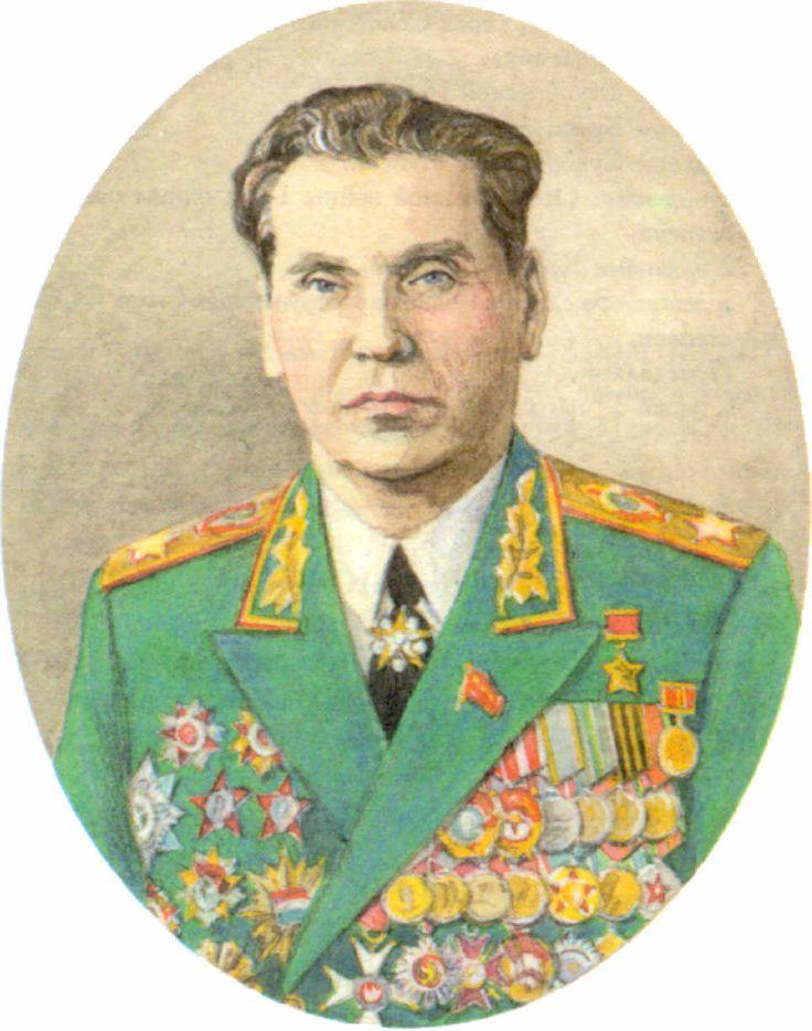 Nikolai Vasilyevich Ogarkov