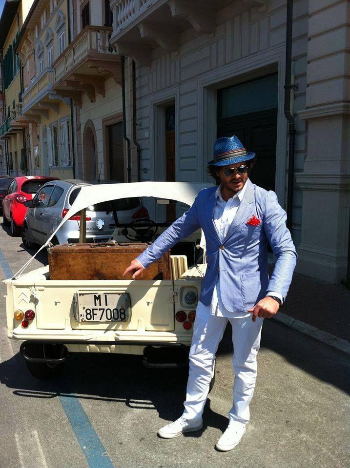 Michele Tambellini - Ex portiere di Lucchese e Foggia, oggi imprenditore nel settore Food&Beverage con i locali Pult, Trattoria Da Gigi, Pomodori Pizza & Co. e Ristorante Al Covo.