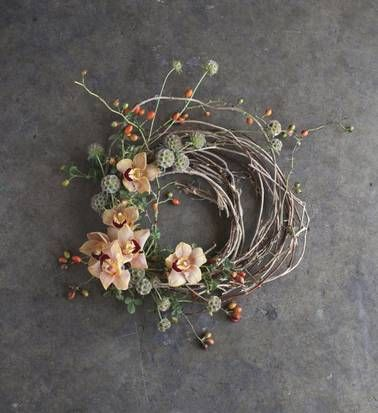 Creating floral arrangements is as easy as following a recipe