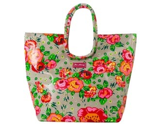 Lou Harvey - Beach Bag - Small - Pixel Flower