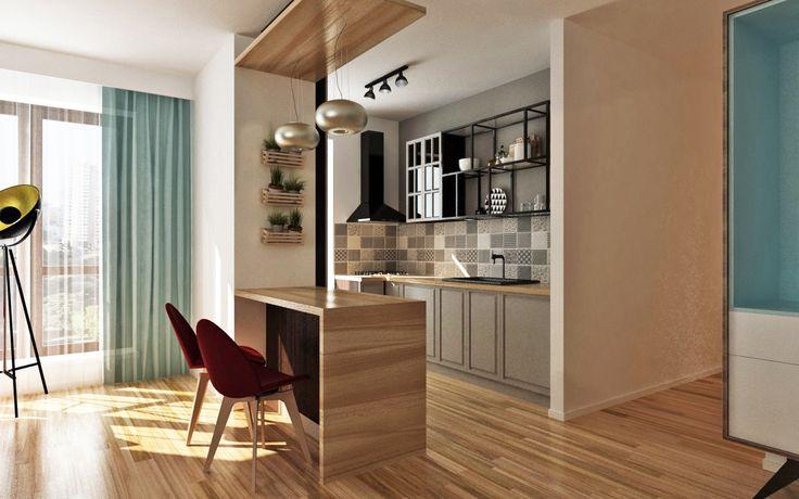 Modern style - kitchen