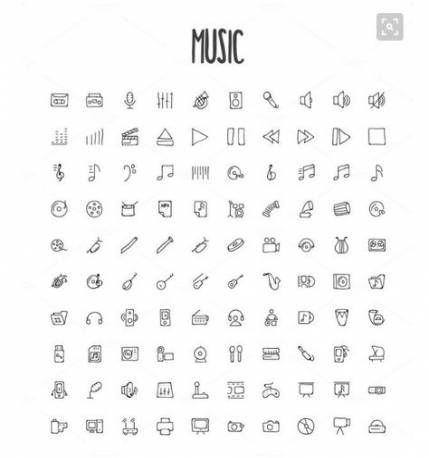 Music Symbols Tattoo 51 Ideas