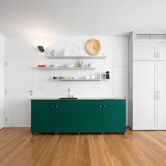 Lovely Lisbon Apartment with a Nordic Touch - NordicDesign
