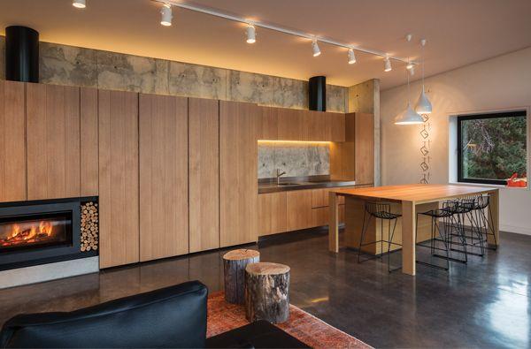 Balfour cottage queenstown new zealand domenic alvaro for Bathroom design queenstown