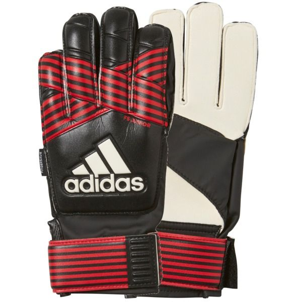 adidas Kids Manuel Neuer Goal keeper Gloves Black/FCB True Red