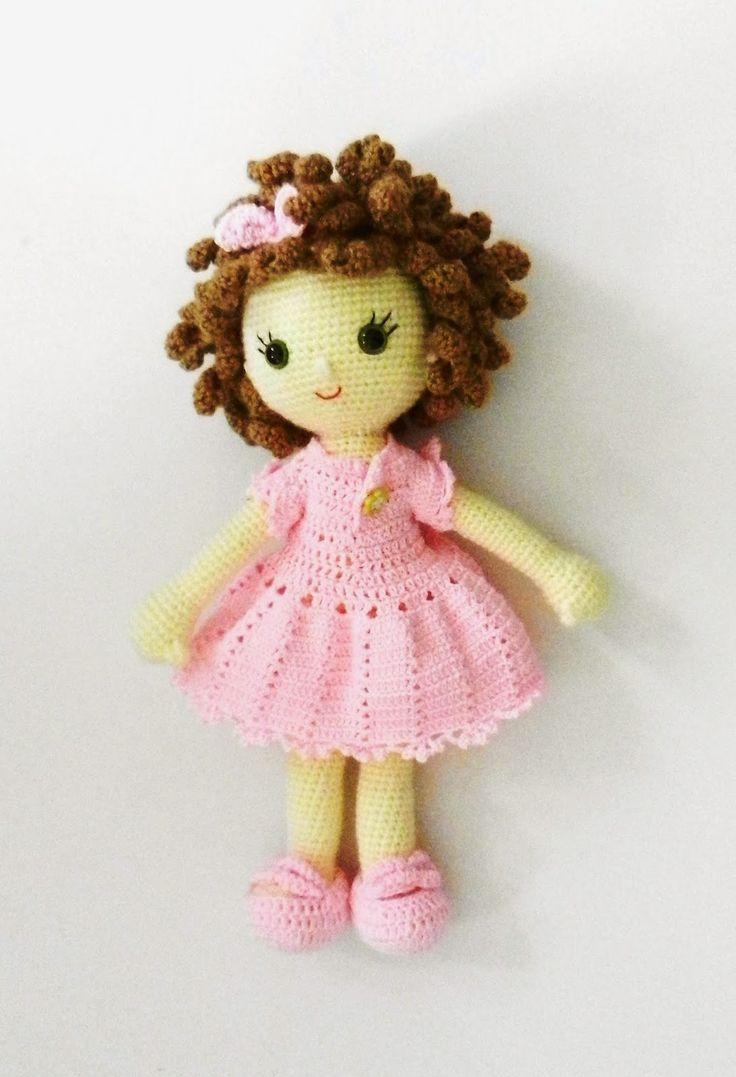 Yaseminkale: amigurumi doll,örgü oyuncak bebek