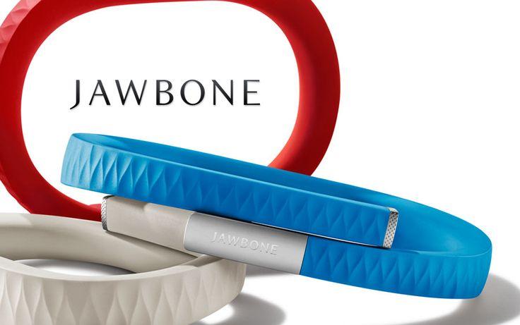 Jawbone UP wristband, powered by MotionX®