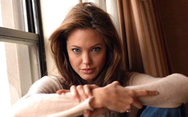 New Angelina Jolie | New Angelina Jolie HD Wallpaper #3830