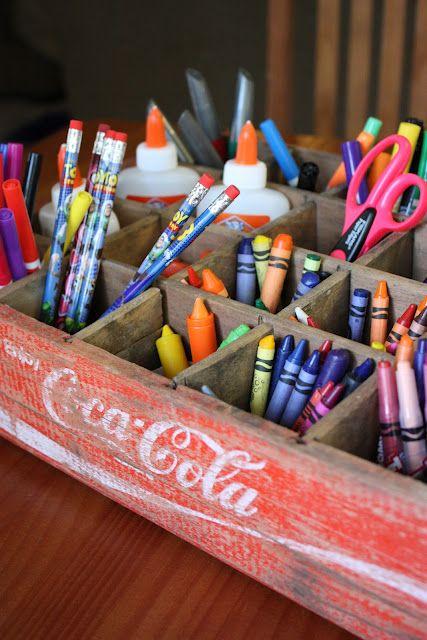 Coca Cola Soda Crate