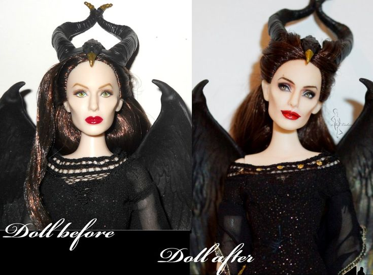 repainted maleficent and prince - photo #10