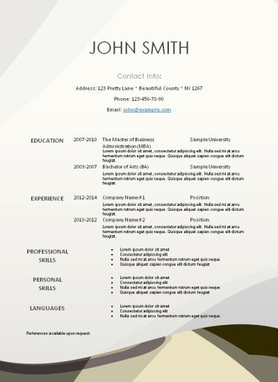 Best 25+ Free printable resume ideas on Pinterest Resume builder - resume 101