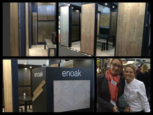 Enoak Custom Display, 2015.