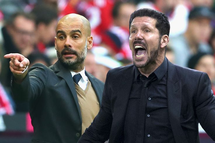 Bayern Munich Pep Guardiola believes Atletico Madrid are as strong as Barcelona and Real Madrid