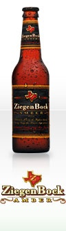 A full-bodied, smooth beer with an exceptionally clean finish. ZiegenBock Amber Beer.