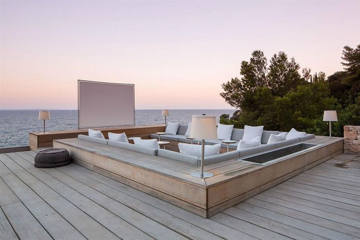 Villa Atlantis - Ibiza, Spain Perched on the rocky... | Luxury Accommodations