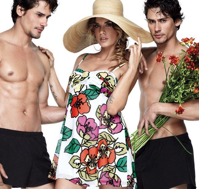Talco Abbigliamento estate 2015 gioca con Colori e Fantasia Talco abbigliamento estate 2015 collezione