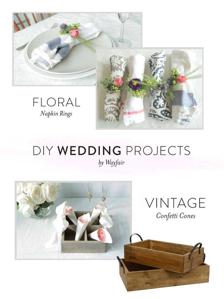 Without a doubt, one of my favorite parts of wedding planning was getting to craft + DIY little projects to really personalize my big day! So I'm really having an I-wish-I-was-still-a-bride moment after my introduction to Wayfair - the one stop shopping destination for everything home! Based in Boston, but available everywhere online, they have…