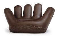 Heller Joe baseball glove sofa/chair
