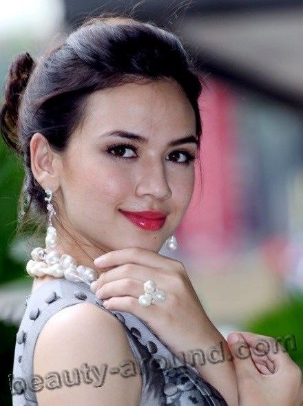 Diana Danielle Beautiful Malaysian Actress  Most Talented -9532