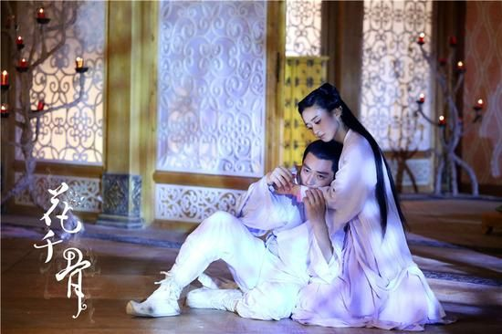 The journey of flower 《花千骨》 /  Zhao Li Ying / Wallace Huo / Jiang Xin 蒋欣