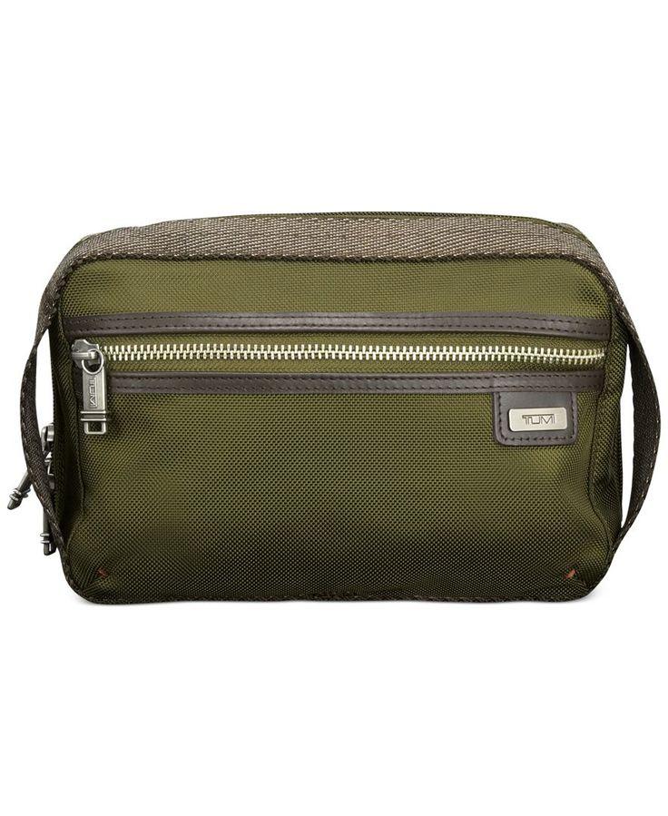 Tumi Alpha Bravo Riley Travel Kit Bag