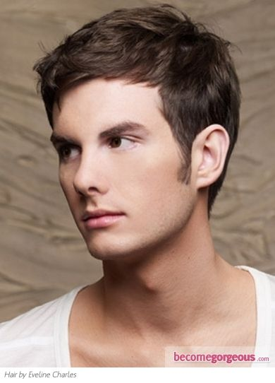 Popular Short Hairstyles for Men | Men Hairstyles 2014