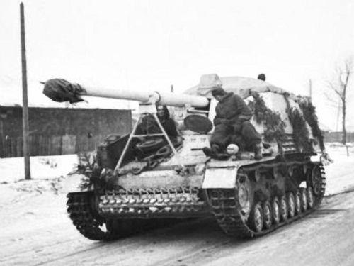 https://flic.kr/p/eZWYb2   Panzerjager Nashorn - Hornisse