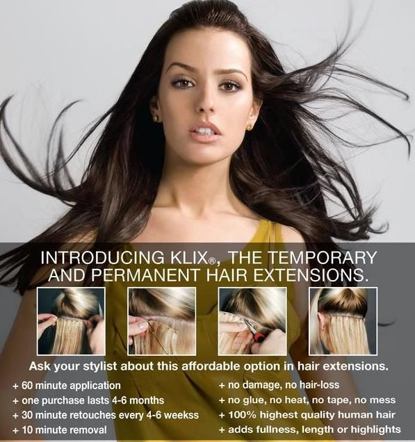 20 Best Klix Hair Extensions Images On Pinterest Klix Hair