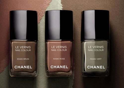 fall/winter: Khakis, Chanel Nails, Fall Nails, Nails Colors, Makeup, Nailpolish, Beautiful, De Chanel, Nails Polish Colors